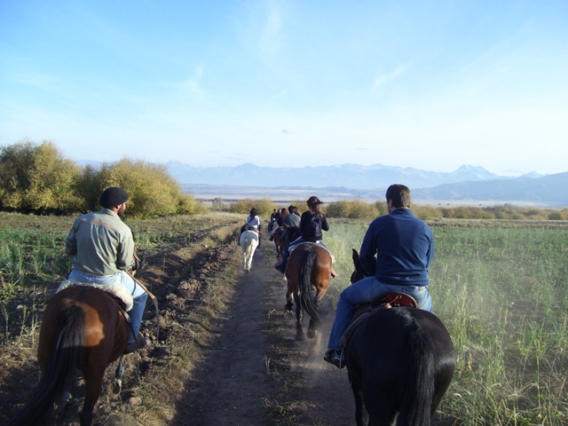 cabalgata full day