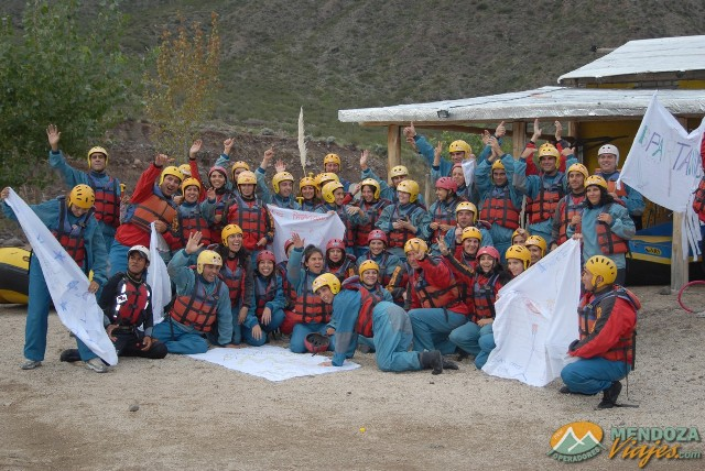 Rafting Familiar