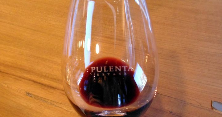 Pulenta Estate – Vino